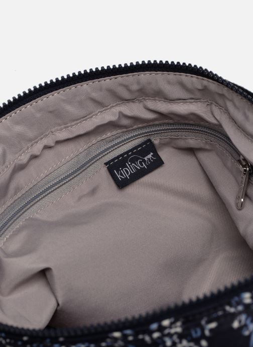 Handtassen kipling FENNA Blauw achterkant