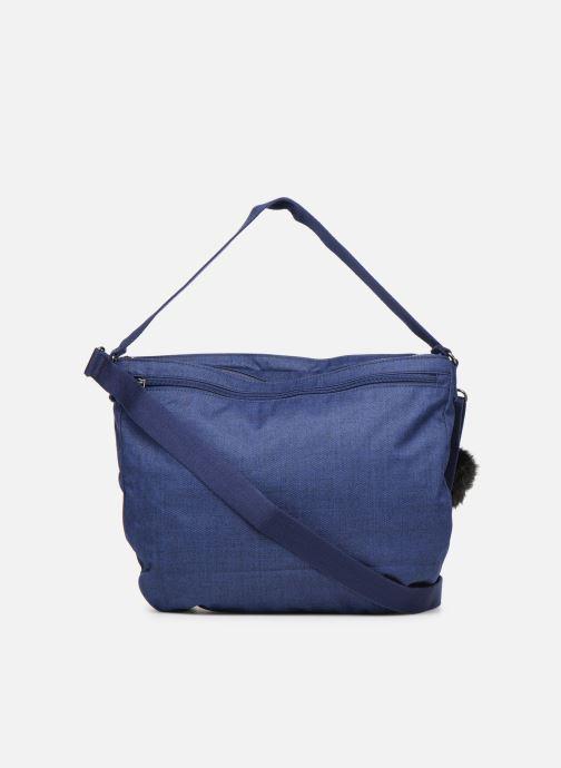 Handtaschen kipling FENNA blau ansicht von vorne