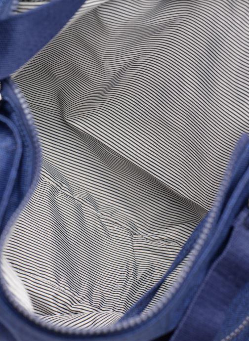 Handtaschen kipling FENNA blau ansicht von hinten