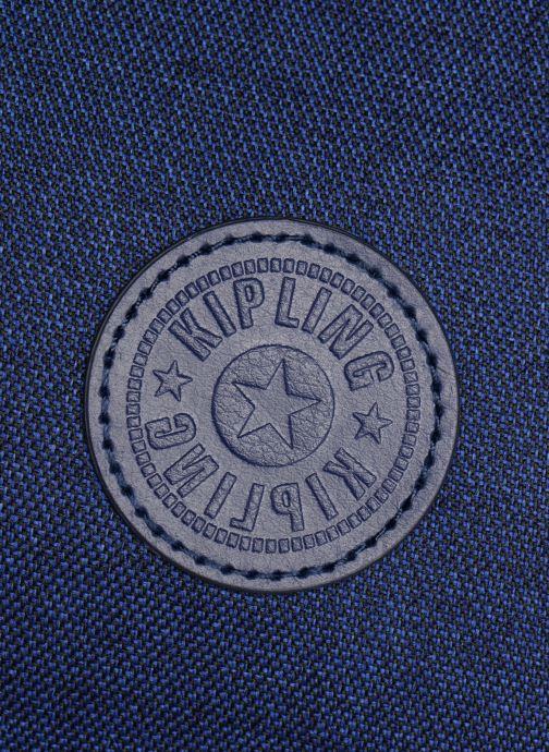 Handtaschen kipling FENNA blau ansicht von links