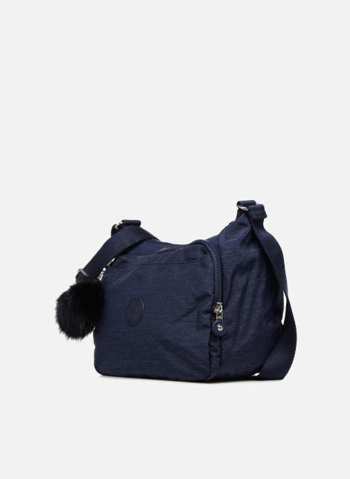 Bolsos de mano Kipling CAI Azul vista del modelo