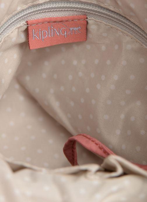 Handtassen kipling CAI Roze achterkant