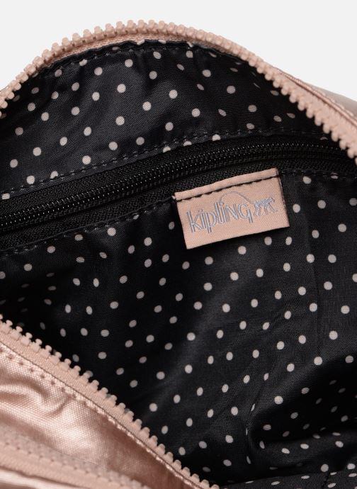 Handtaschen kipling CAI rosa ansicht von hinten