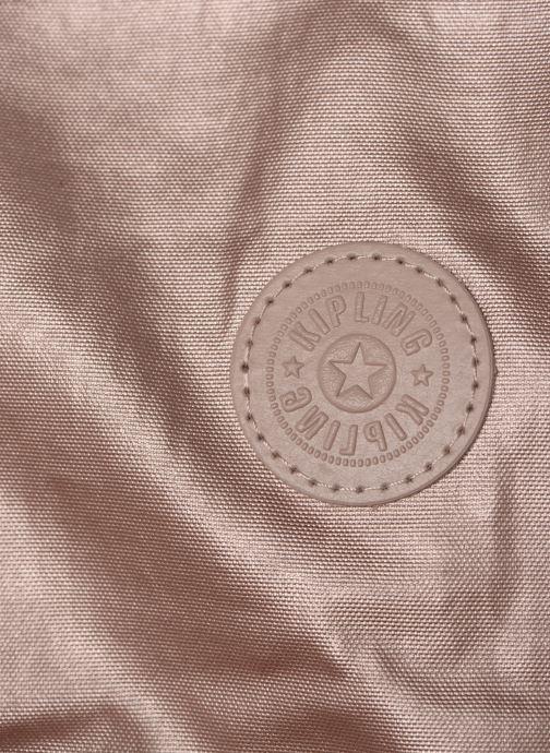 Handtaschen kipling CAI rosa ansicht von links