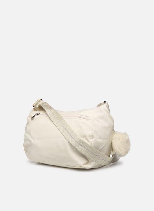 Handtassen kipling CAI Wit rechts