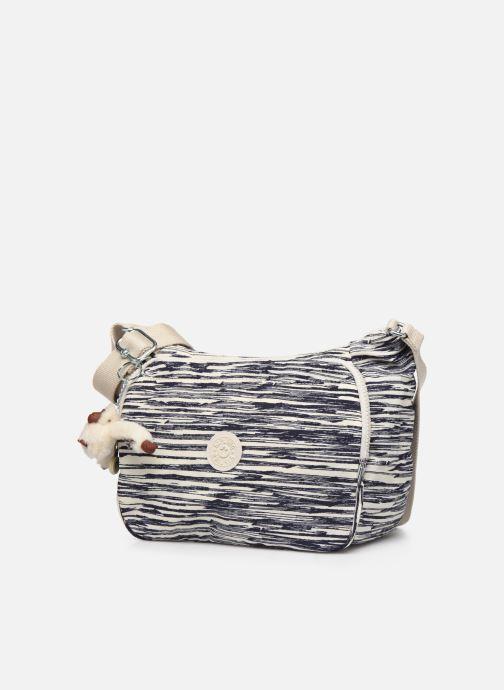 Handtaschen kipling CAI weiß schuhe getragen