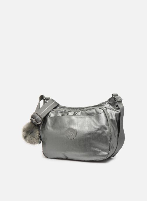 Handtaschen kipling CAI silber schuhe getragen