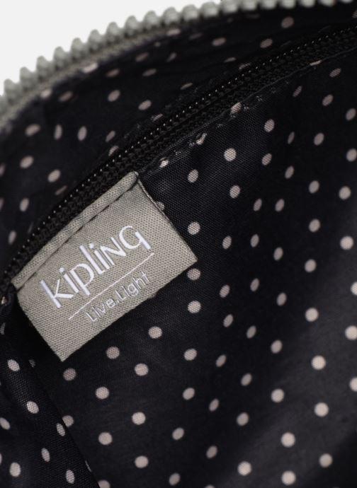 Handtaschen kipling CAI silber ansicht von hinten
