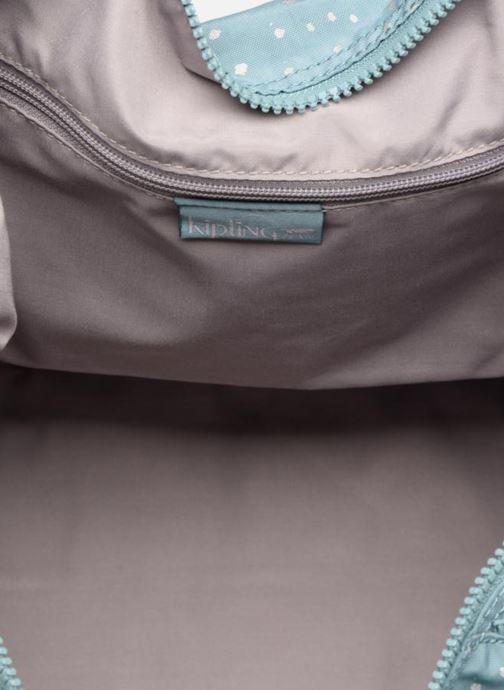 Sporttassen kipling ART Blauw achterkant