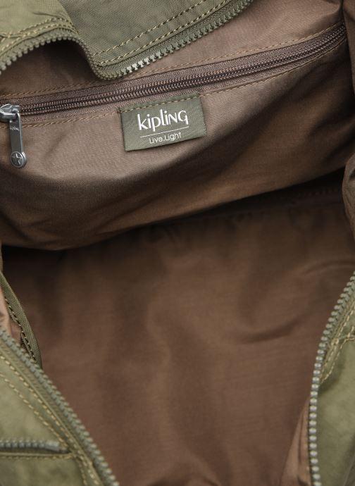 Bolsas de deporte Kipling ART Verde vistra trasera