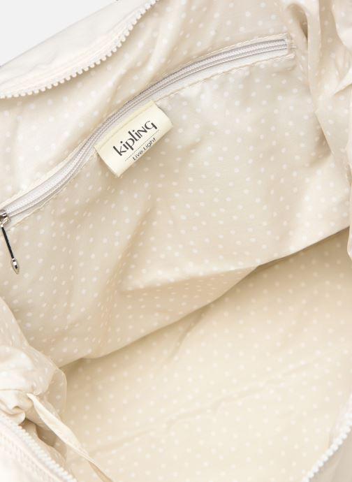 Sporttaschen Kipling ART weiß ansicht von hinten