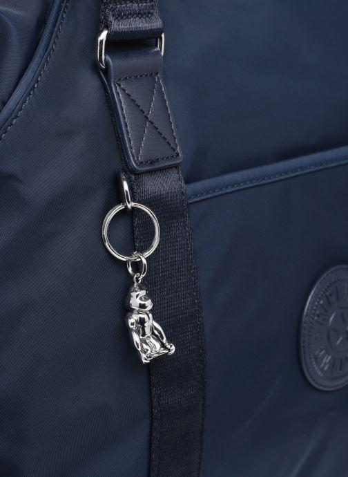 Bagagli Kipling Art Azzurro immagine sinistra