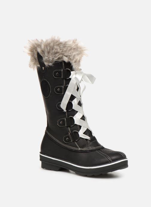 Boots & wellies Kimberfeel Beverly Christmas Black detailed view/ Pair view
