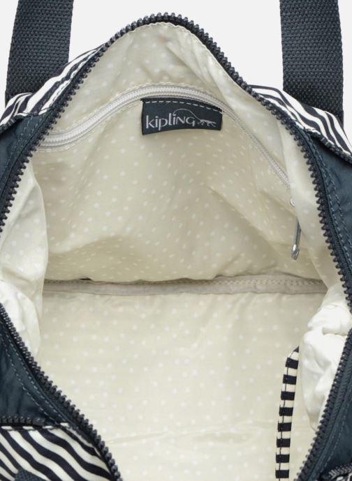 Handtassen kipling ART MINI Blauw achterkant