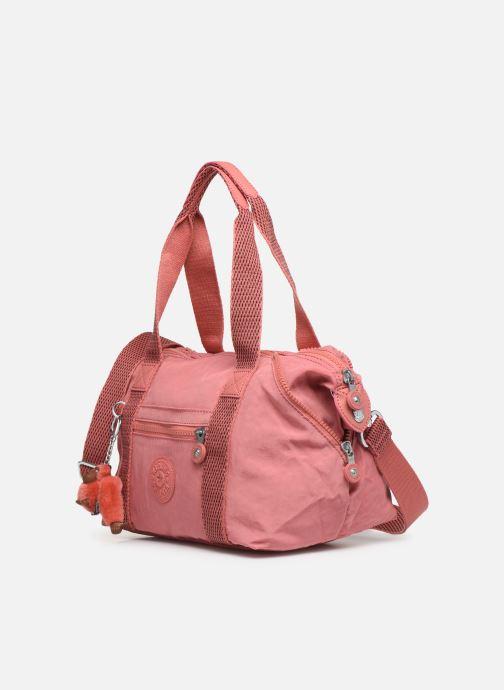 Handtaschen kipling ART MINI rosa schuhe getragen