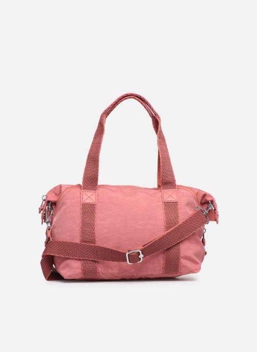 Handtaschen kipling ART MINI rosa ansicht von vorne