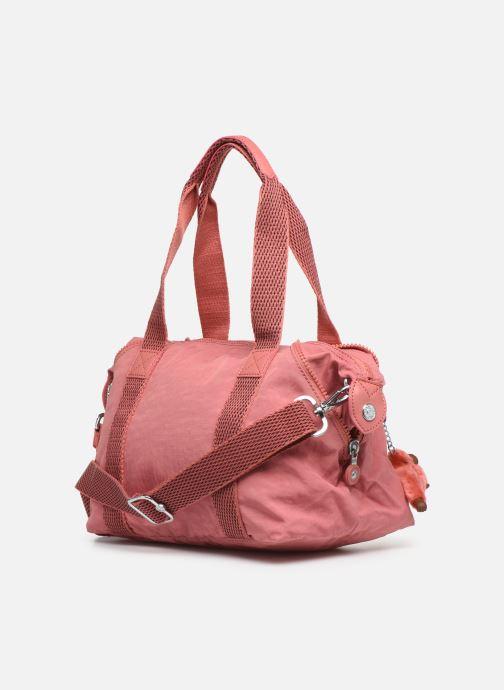 Handtaschen kipling ART MINI rosa ansicht von rechts