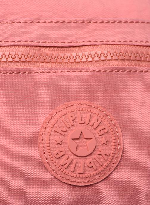 Handtaschen kipling ART MINI rosa ansicht von links