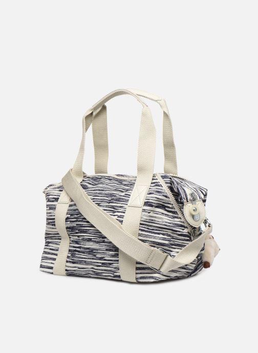 Handtaschen Kipling ART MINI weiß ansicht von rechts