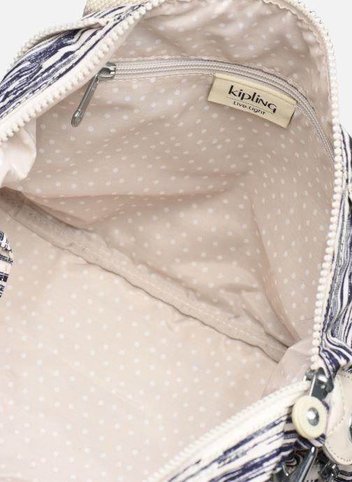 Handtassen kipling ART MINI Wit achterkant