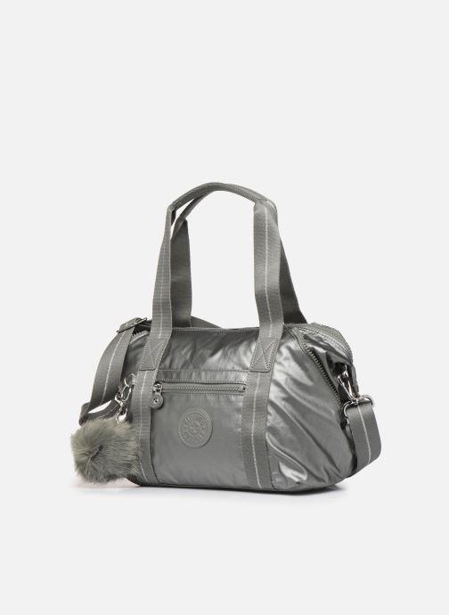 Handtassen kipling ART MINI Zilver model