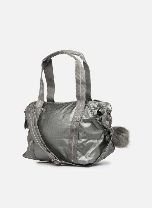 Handtassen kipling ART MINI Zilver rechts
