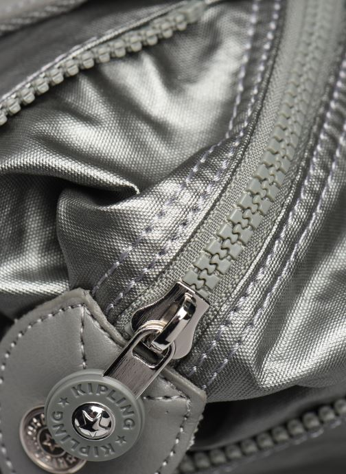 Handtassen kipling ART MINI Zilver links