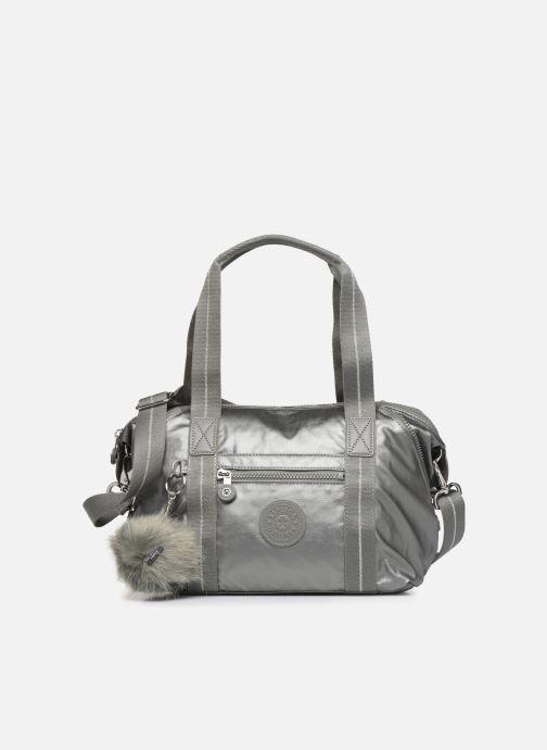 Handtassen kipling ART MINI Zilver detail
