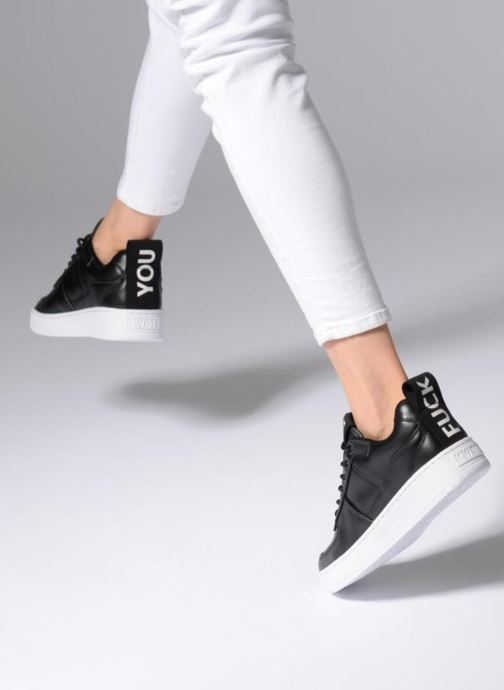 Sneakers Kwots MASTER FY Nero immagine dal basso