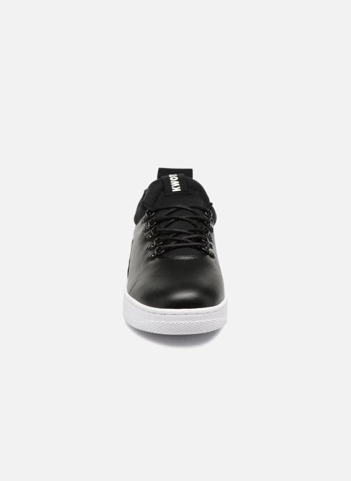 Baskets Kwots GRAND MOUNTAIN FY Noir vue portées chaussures