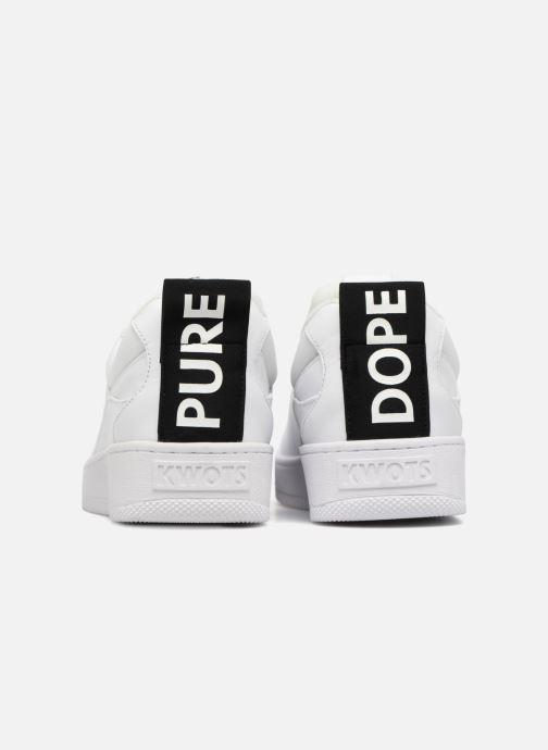 Sneakers Kwots GRAND MOUNTAIN P Bianco immagine destra