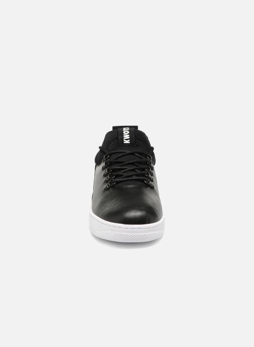 Baskets Kwots GRAND MOUNTAIN RK Noir vue portées chaussures