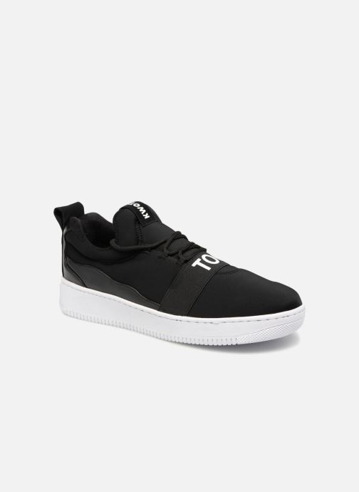Baskets Kwots FLASH NEOPRENE TL Noir vue détail/paire