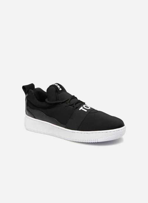 Sneakers Kwots FLASH NEOPRENE TL Nero vedi dettaglio/paio