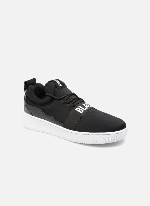 Sneakers Kwots FLASH NEOPRENE BW Zwart detail