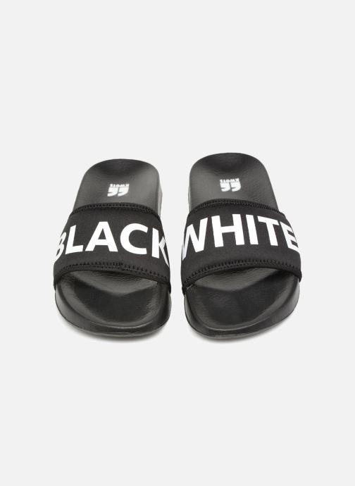 Sandales Bw Neoprene Kwots Nu pieds Et noir Chez Dmc PEpWHHqI