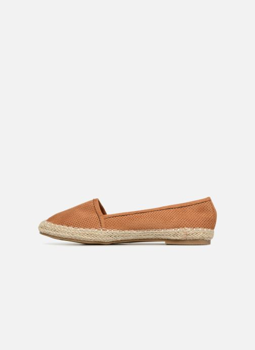 Espadrilles Refresh 63522 Brown front view