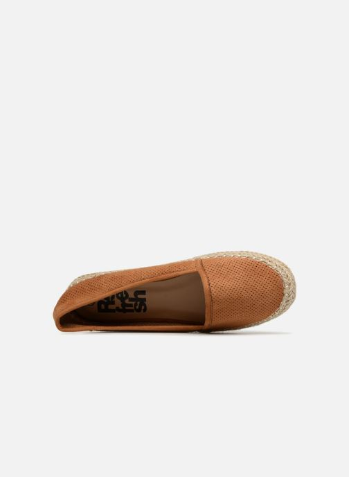 Espadrilles Refresh 63522 Brown view from the left