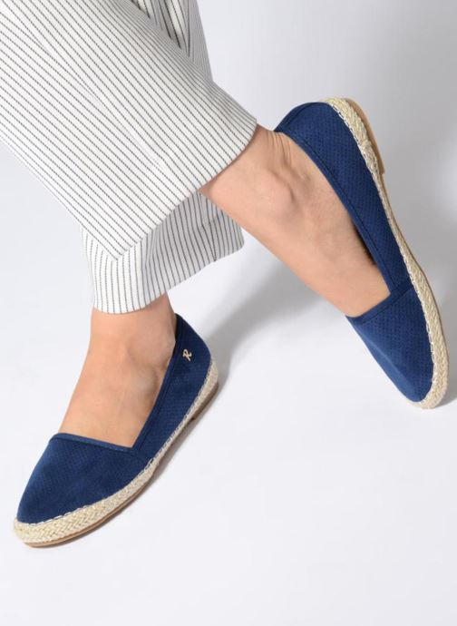 Espadrilles Refresh 63522 Blue view from underneath / model view