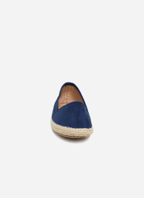 Espadrilles Refresh 63522 blau schuhe getragen