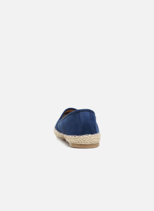 Espadrilles Refresh 63522 Blue view from the right