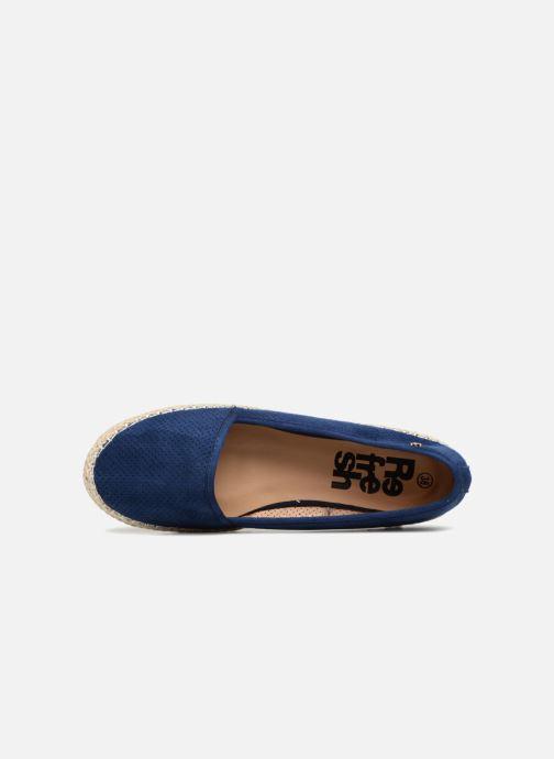 Espadrilles Refresh 63522 Bleu vue gauche