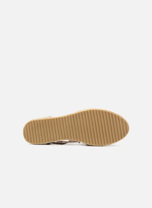 Espadrilles Refresh 63534 Brown view from above