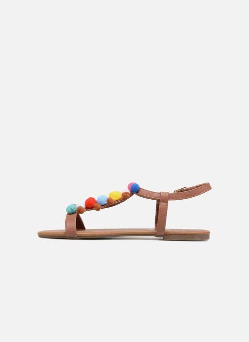 Sandales et nu-pieds Refresh 63593 Marron vue face