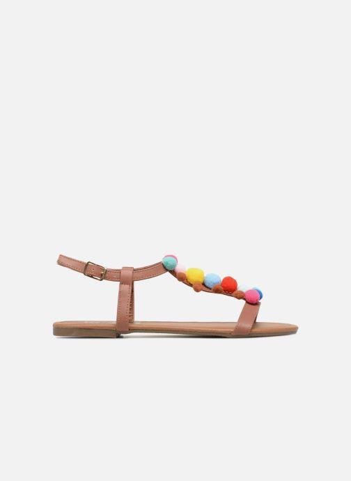 Sandales et nu-pieds Refresh 63593 Marron vue derrière