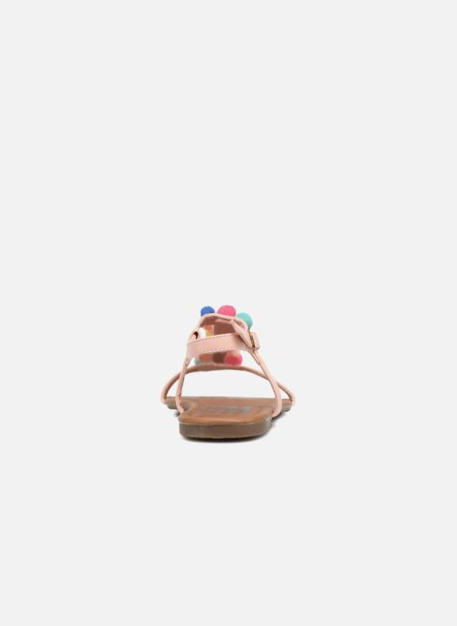 Sandales et nu-pieds Refresh 63593 Beige vue droite