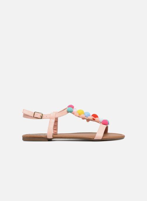 Sandales et nu-pieds Refresh 63593 Beige vue derrière