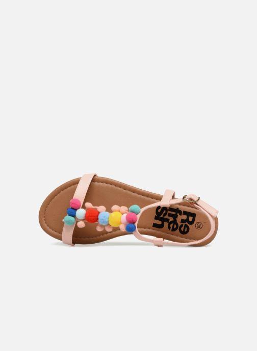Sandales et nu-pieds Refresh 63593 Beige vue gauche