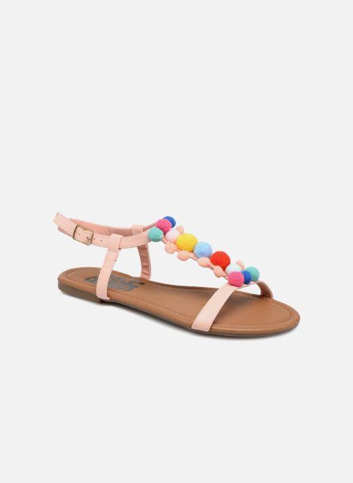 Sandales et nu-pieds Refresh 63593 Beige vue détail/paire