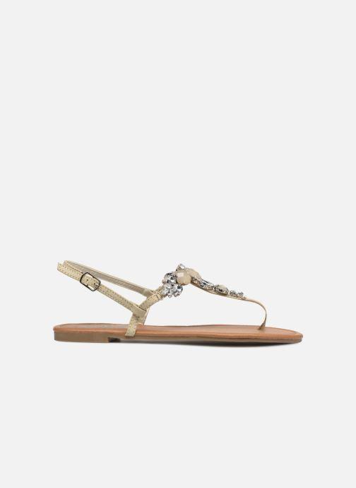 Sandales et nu-pieds Refresh 63612 Vert vue derrière